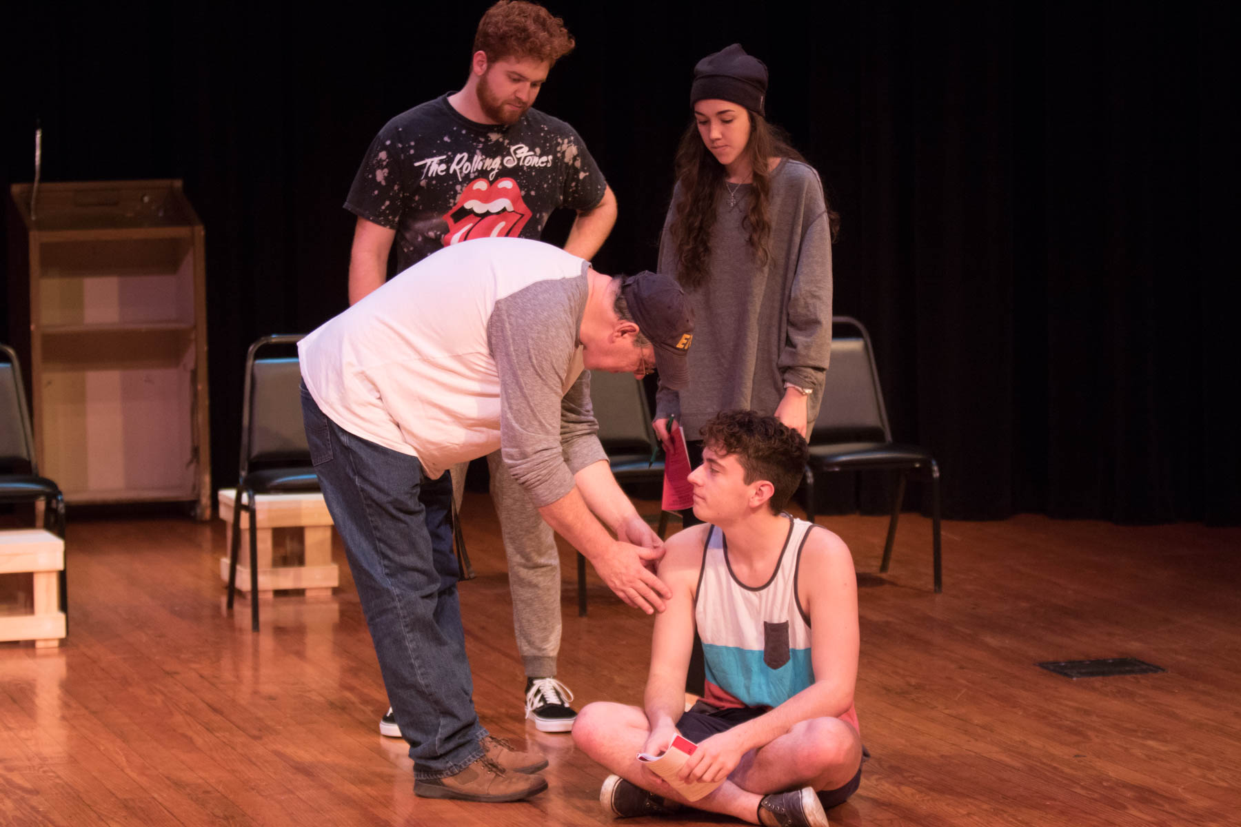 WCJC Drama Department to present unique, challenging play