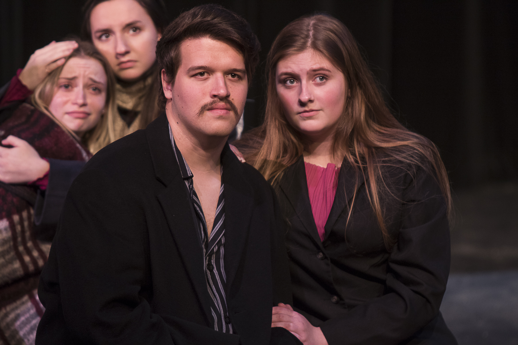 THE LAST LIFEBOAT - WCJC Drama Department presents play based on Titanic tragedy
