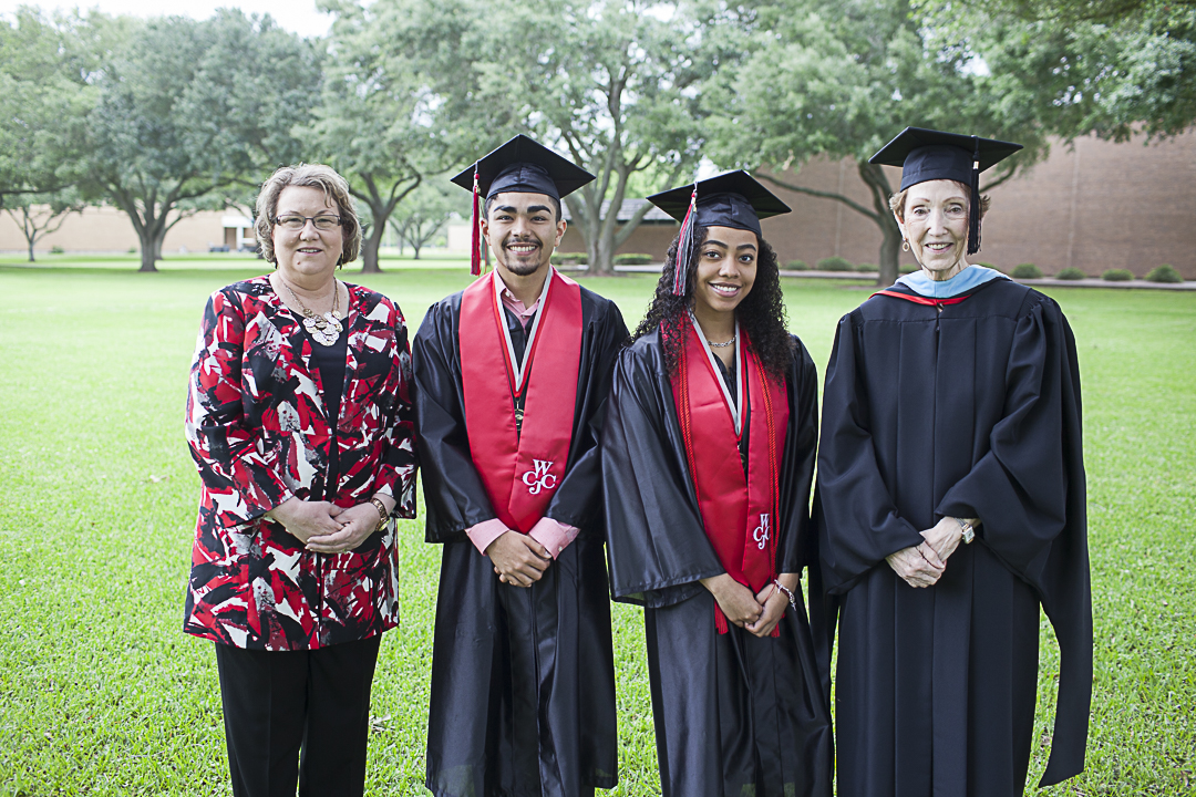 CLASS OF 2019 - WCJC holds two commencement events