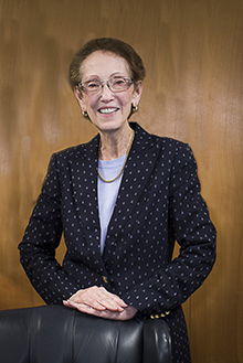 President Betty A. McCrohan